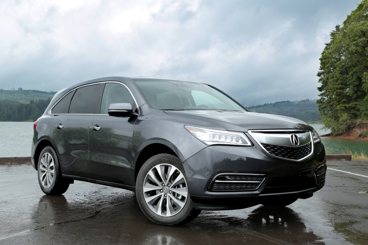 2014 acura mdx review. Black Bedroom Furniture Sets. Home Design Ideas